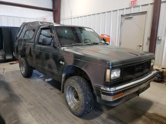 GMC S Truck S1 salvage cars for sale: 1989 GMC S Truck S1