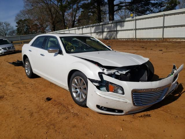 Salvage cars for sale from Copart Longview, TX: 2013 Chrysler 300C