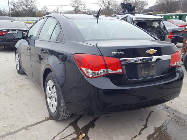 2013 CHEVROLET CRUZE LS - Right Front View