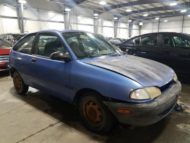 Ford Aspire salvage cars for sale: 1995 Ford Aspire