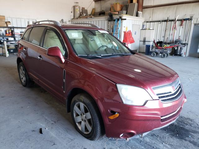 Salvage 2008 SATURN VUE - Small image. Lot 32216551