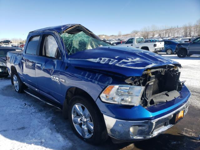 Dodge Vehiculos salvage en venta: 2017 Dodge RAM 1500 SLT