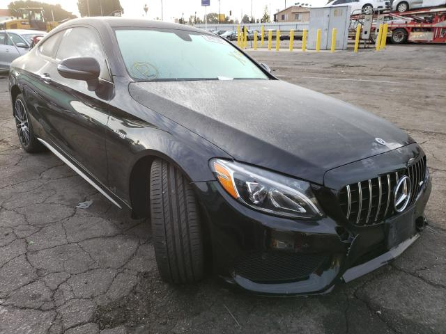 2017 Mercedes-Benz C300 for sale in Van Nuys, CA