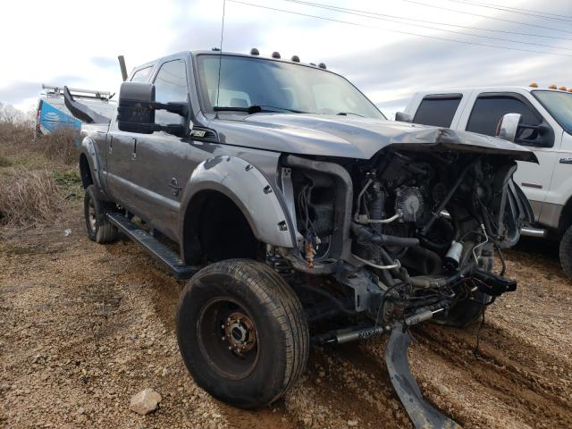 Salvage cars for sale from Copart China Grove, NC: 2013 Ford F350 Super