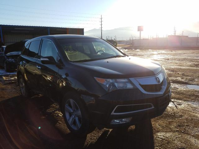 2012 ACURA MDX TECHNO - Other View
