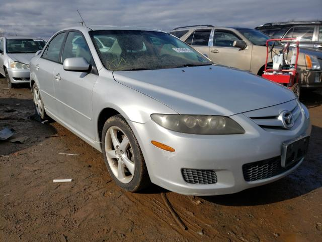 Mazda 6 salvage cars for sale: 2007 Mazda 6