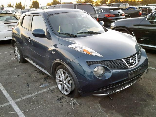 Salvage 2012 NISSAN JUKE - Small image. Lot 32343651