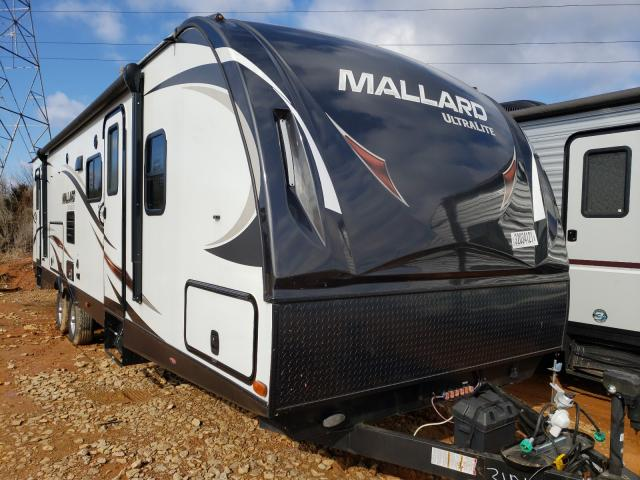 Heartland Mallard salvage cars for sale: 2018 Heartland Mallard