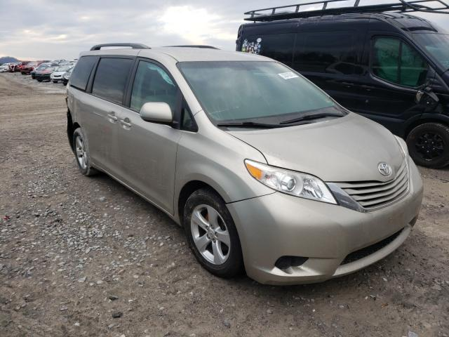 2016 Toyota Sienna LE for sale in Madisonville, TN