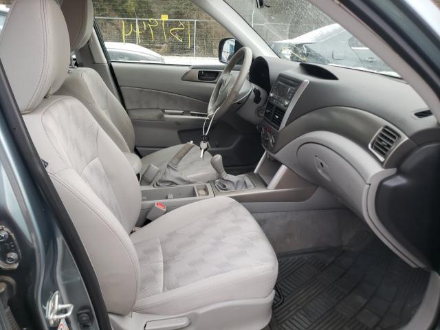 пригнать из сша 2010 Subaru Forester X 2.5L JF2SH6BC2AG780945