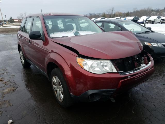 Vehiculos salvage en venta de Copart New Britain, CT: 2009 Subaru Forester 2