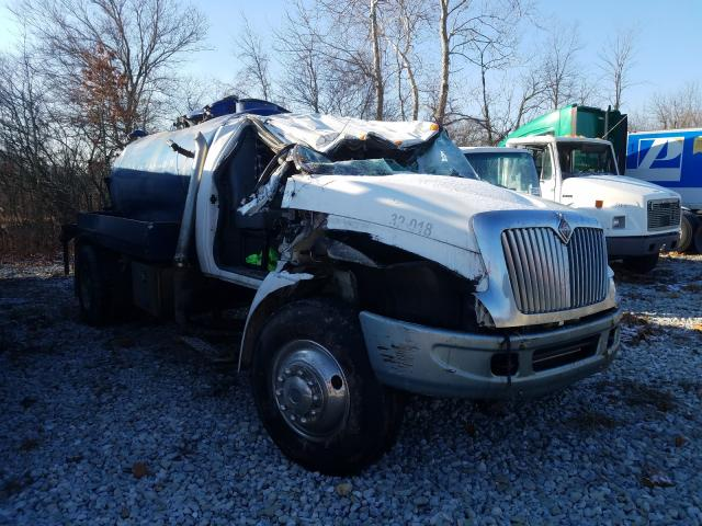 Salvage cars for sale from Copart Cicero, IN: 2007 International 4000 4300