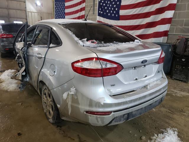 2016 Ford FIESTA | Vin: 3FADP4BJ9GM183437