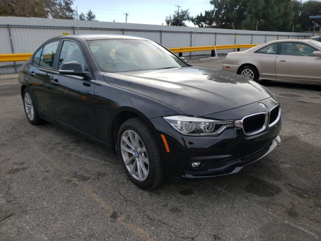 BMW 3 Series salvage cars for sale: 2018 BMW 3 Series