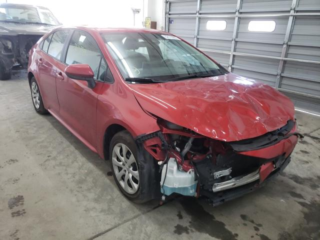 5YFEPRAE7LP073327 2020 Toyota Corolla Le 1.8L
