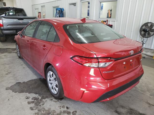 купить 2020 Toyota Corolla Le 1.8L 5YFEPRAE7LP073327