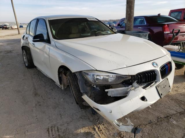 Salvage cars for sale from Copart Temple, TX: 2015 BMW 320 I