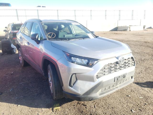 Salvage cars for sale from Copart Albuquerque, NM: 2020 Toyota Rav4 LE
