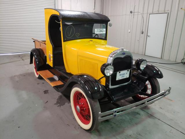 Ford Model A Vehiculos salvage en venta: 1930 Ford Model A