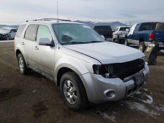 Salvage cars for sale from Copart Helena, MT: 2011 Ford Escape LIM