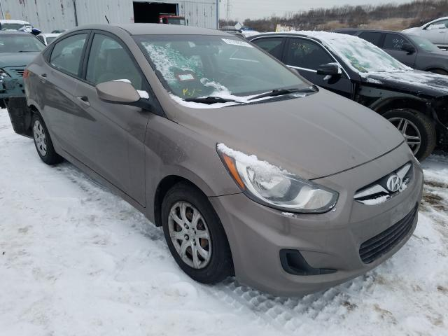 2014 HYUNDAI ACCENT GLS - Other View