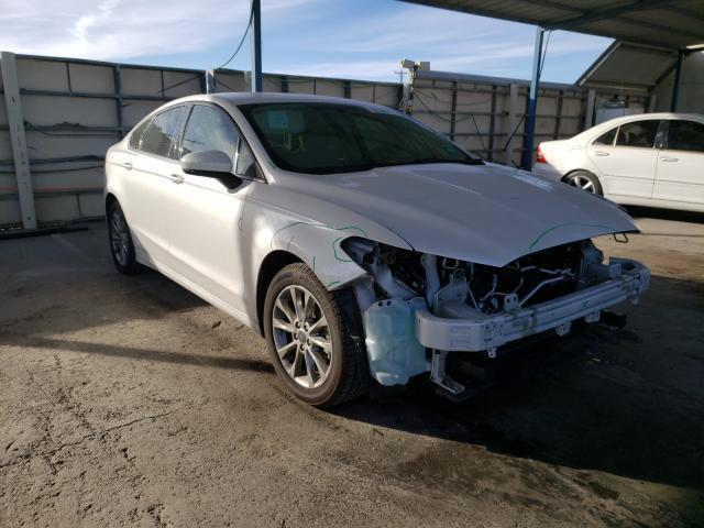 2017 FORD FUSION SE - Left Front View Lot 31694741.