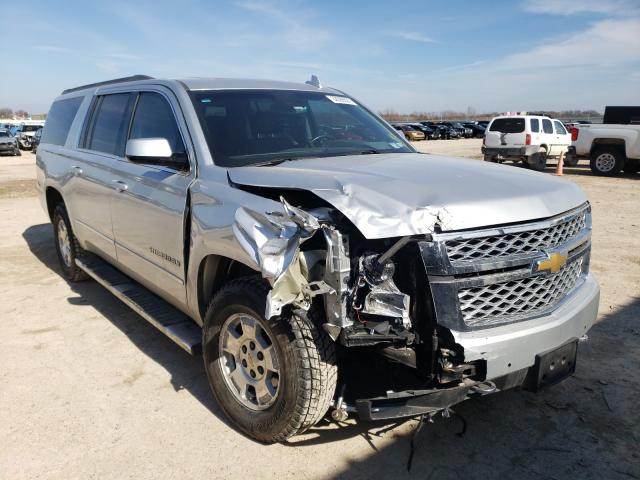 Salvage cars for sale from Copart Temple, TX: 2018 Chevrolet Suburban K