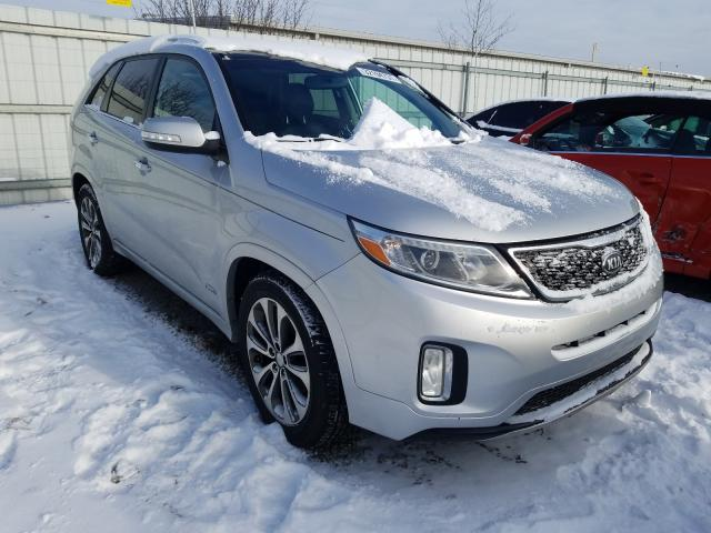 2014 KIA Sorento SX for sale in Walton, KY