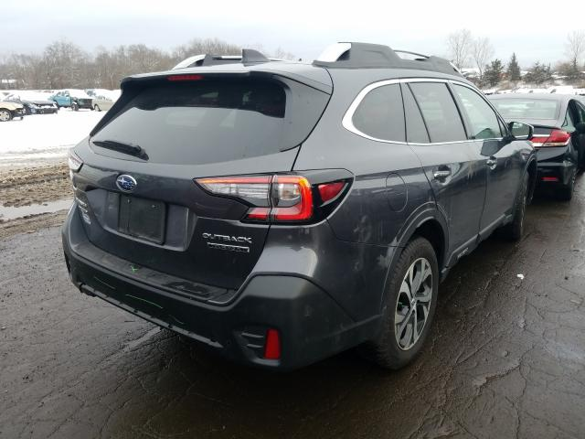2020 SUBARU OUTBACK TO 4S4BTGPD8L3151278