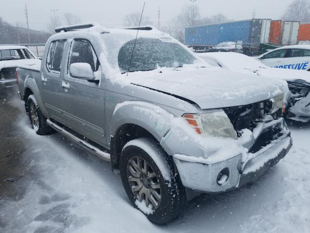 Salvage cars for sale from Copart Bridgeton, MO: 2012 Nissan Frontier S