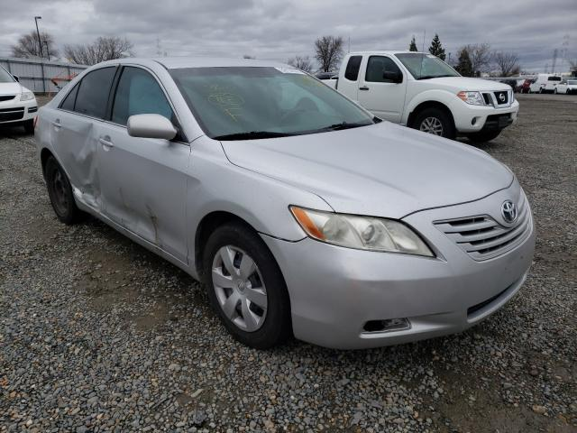 Salvage cars for sale from Copart Sacramento, CA: 2009 Toyota Camry Base
