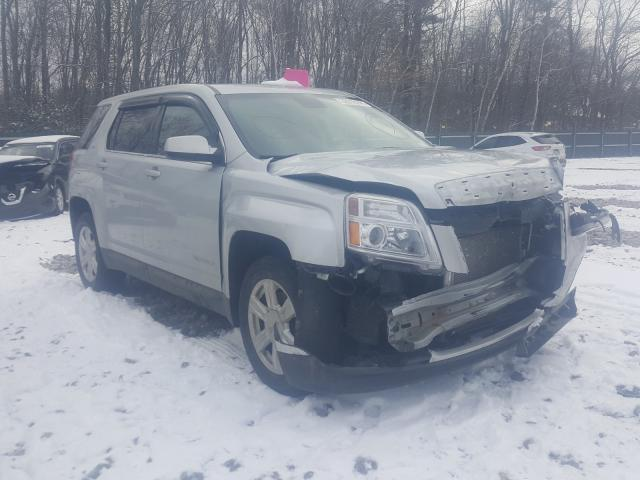 2015 GMC Terrain SL for sale in Candia, NH