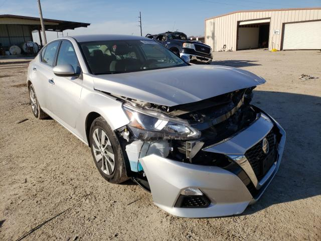 Salvage cars for sale from Copart Temple, TX: 2020 Nissan Altima S