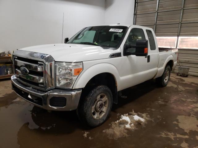 из сша 2011 Ford F250 Super 6.2L 1FT7X2B66BEA17964