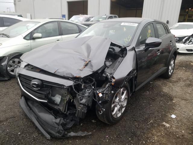 из сша 2019 Mazda Cx-3 Sport 2.0L JM1DKDB76K1461052