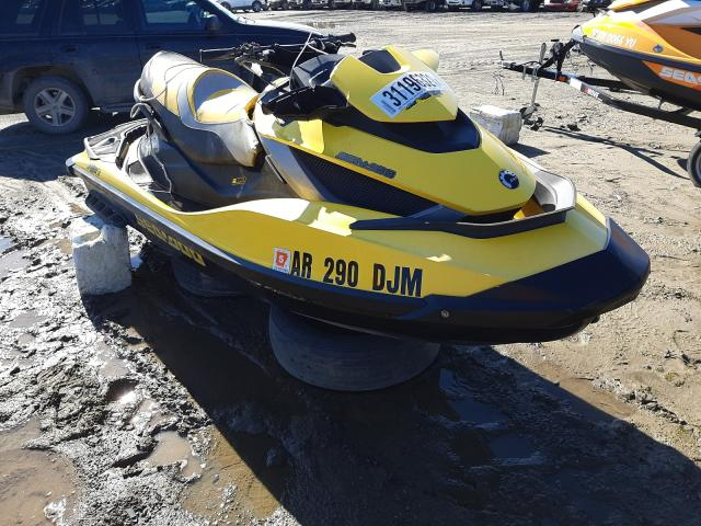 Salvage boats for sale at Conway, AR auction: 2009 Seadoo RTX