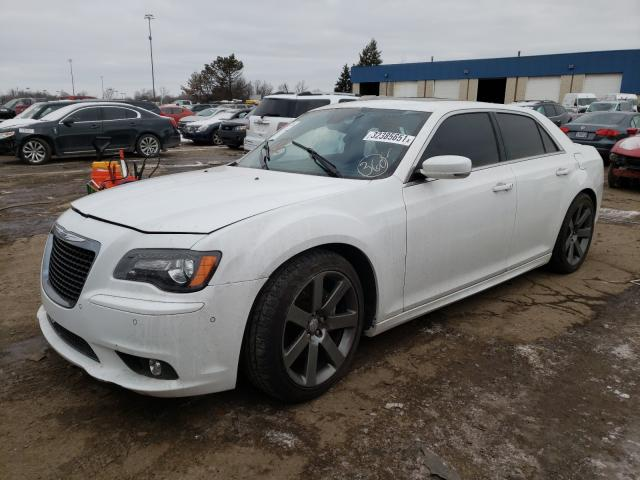 2013 CHRYSLER 300 SRT-8 2C3CCAFJ9DH669187