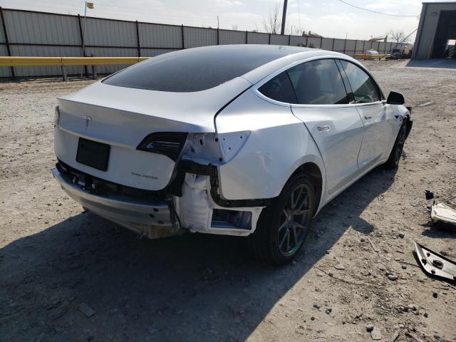 2020 Tesla MODEL 3   Vin: 5YJ3E1EB2LF619428