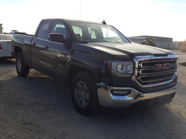 Salvage cars for sale from Copart San Antonio, TX: 2017 GMC Sierra C15