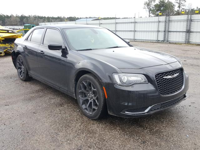 Salvage cars for sale at Harleyville, SC auction: 2019 Chrysler 300 Touring