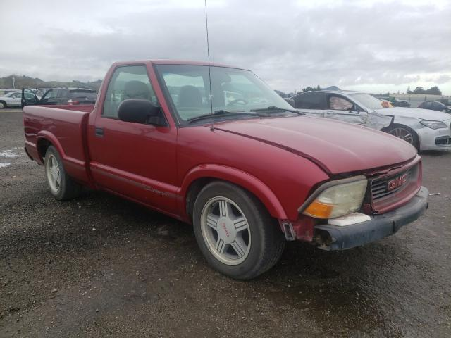 Salvage cars for sale from Copart San Martin, CA: 1999 GMC Sonoma