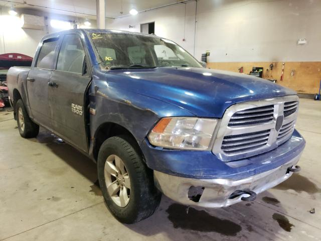 Salvage cars for sale from Copart Atlantic Canada Auction, NB: 2017 Dodge RAM 1500 ST