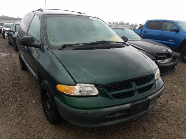Salvage cars for sale from Copart Anderson, CA: 1998 Dodge Grand Caravan