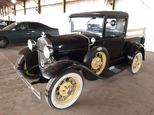 FORD MODEL A 1930 1