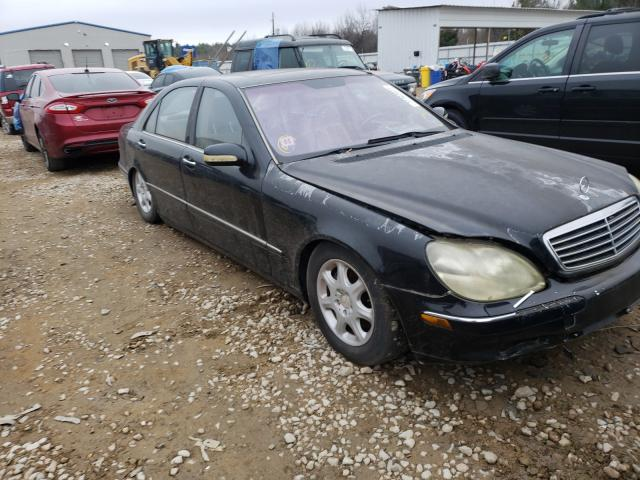 2001 MERCEDES-BENZ S CLASS - Other View Lot 31960031.