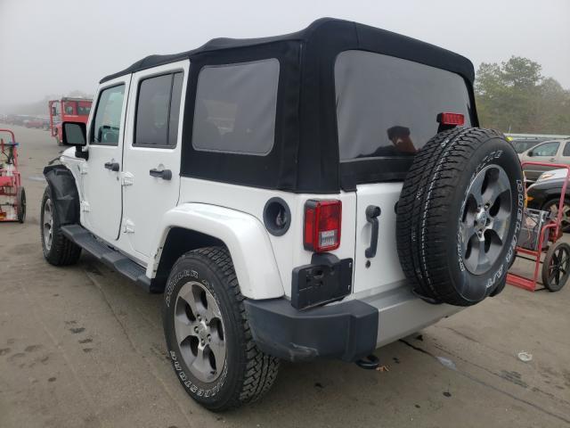 купить 2018 Jeep Wrangler U 3.6L 1C4BJWEG9JL849560