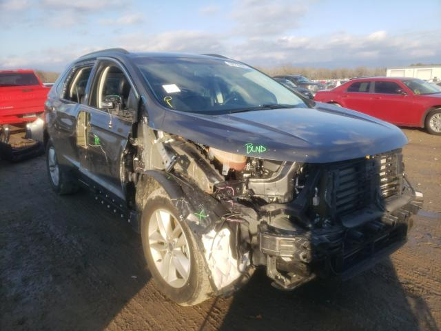 Salvage cars for sale from Copart Conway, AR: 2017 Ford Edge SEL