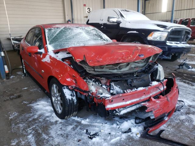 Salvage cars for sale from Copart Brighton, CO: 2003 Saab 9-3 Linear