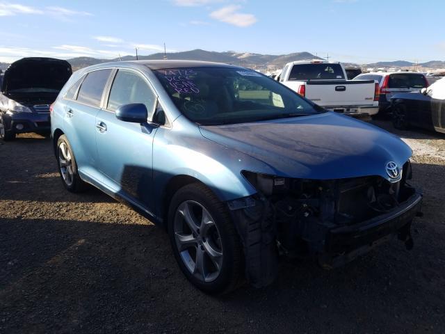 Vehiculos salvage en venta de Copart Helena, MT: 2009 Toyota Venza