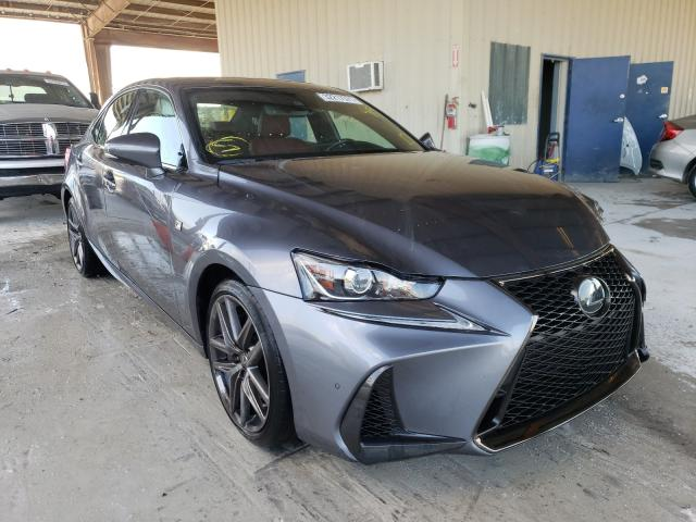 Salvage cars for sale from Copart Homestead, FL: 2018 Lexus IS 300